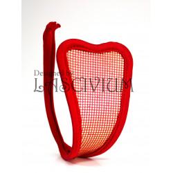 C-string Disco Rojo