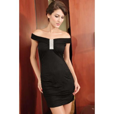 Exclusivo Vestido de fiesta negro